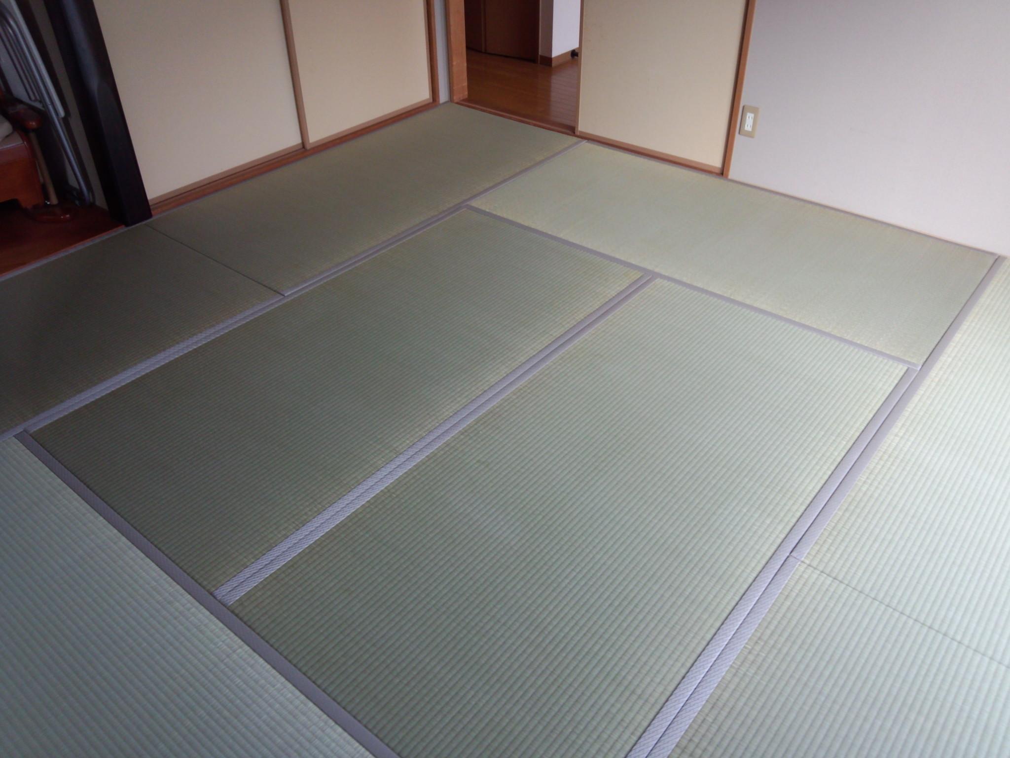 洋室、リビング 畳ヘリ 一例