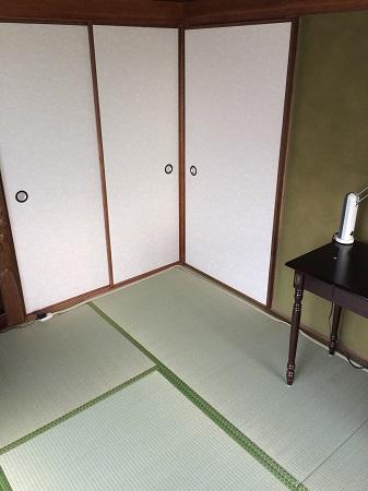 神戸市、須磨区、畳、襖、施工例